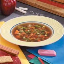 ABC Vegetable Soup recipe