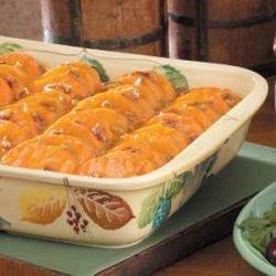 Citrus Sweet Potatoes recipe