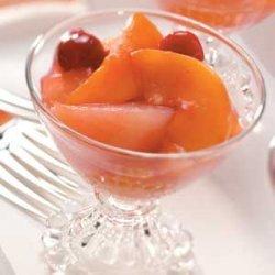 Warm Fruit Compote recipe