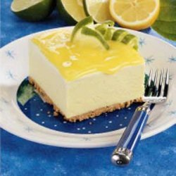 Lemon Lime Dessert recipe