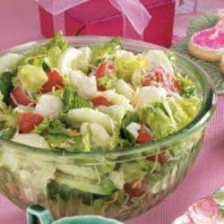 Tasty Tossed Salad recipe