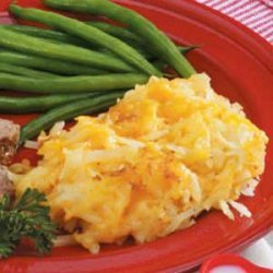 Colby Hash Browns recipe