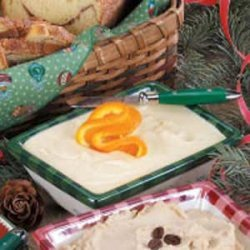 Fluffy Orange Spread recipe