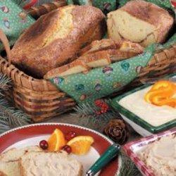 Cinnamon Swirl Loaves recipe