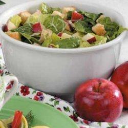 Fruited Caesar Salad recipe