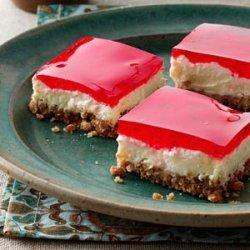 Pretzel Jello Dessert recipe