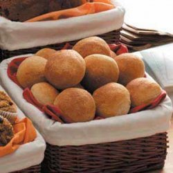 Whole Wheat Buttermilk Rolls recipe