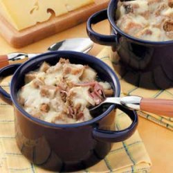 Reuben Chowder with Horseradish recipe