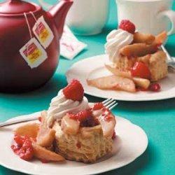 Fruity Puff Pastries recipe