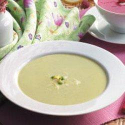 Chilled Pea Soup recipe