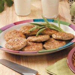 Breakfast Sausage Patties recipe