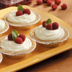 Mousse Tarts recipe