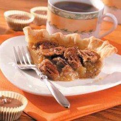 Festive Pecan Pie recipe