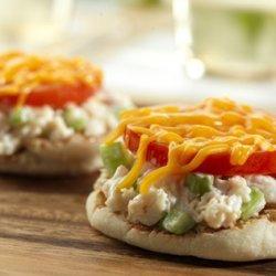 Chicken Salad Melts recipe