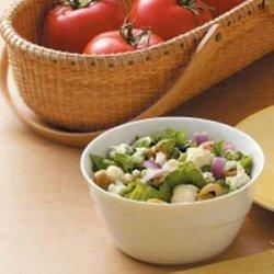 Cauliflower Tossed Salad recipe