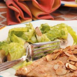 Mushroom Romaine Salad recipe
