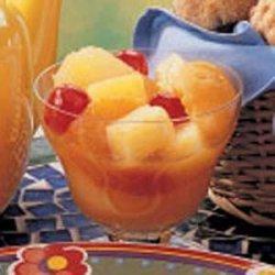 Hot Fruit Compote recipe