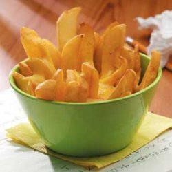 Cheese Fries recipe