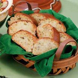 Savory Cheese Bread recipe