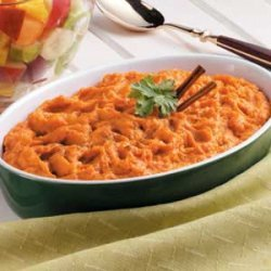 Light Sweet Potato Casserole recipe