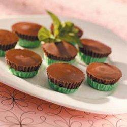 Mint Cookie Candies recipe
