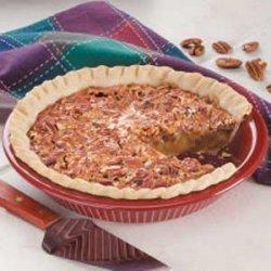 Texas Pecan Pie recipe