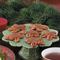 Caramel Pecan Clusters recipe