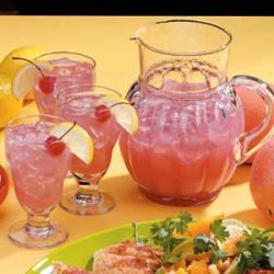 Pink Grapefruit Punch recipe