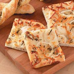 Quick Rosemary Focaccia recipe