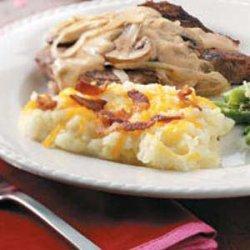 Potato and Squash Casserole recipe