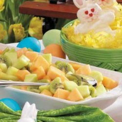 Marinated Fruit Salad recipe