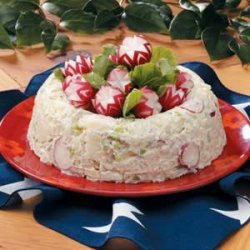 Potato Salad Mold recipe