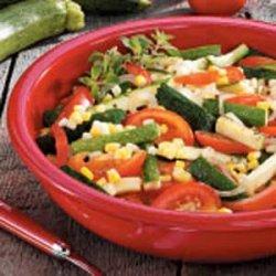 Garden Vegetable Medley recipe