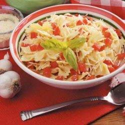 Tomato Pasta Toss recipe
