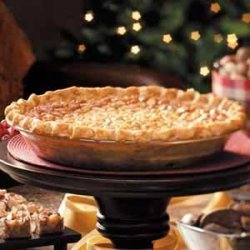 Macadamia Nut Pie recipe