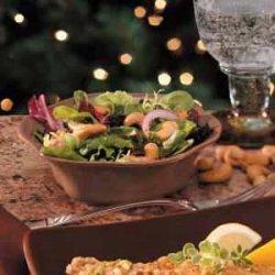 Cashew Tossed Salad recipe