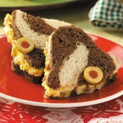 Eggcellent Finger Sandwiches recipe
