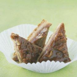 Caramel Pecan Cookies recipe