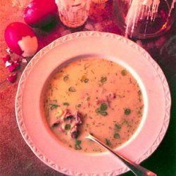 Easter Lamb Soup recipe