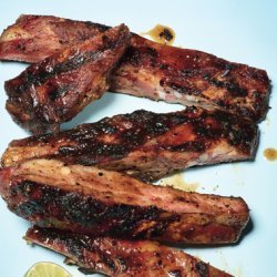 Ginger and Honey Baby Back Ribs recipe