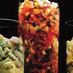 Gazpacho Salsa recipe