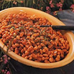Hot and Smoky Baked Beans recipe