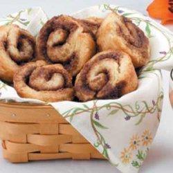 Homemade Jiffy Cinnamon Rolls recipe