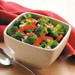 Broccoli Saute recipe