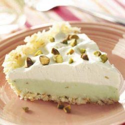 Coconut Pistachio Pie recipe
