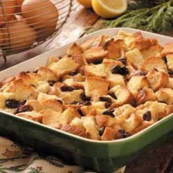 Bread Pudding for 40 recipe