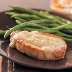 Slow Cooker Pork Chops recipe