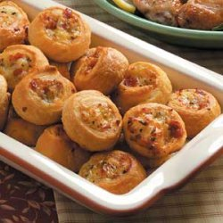 Pepperoni Pinwheels recipe