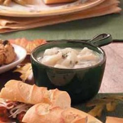 Creamy Fish Chowder recipe