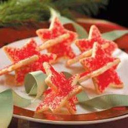 Festive Stars recipe
